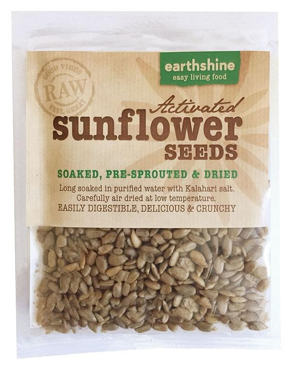activated sunflower seeds
