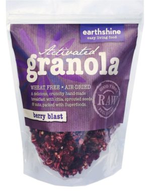 activated granola-berry blast
