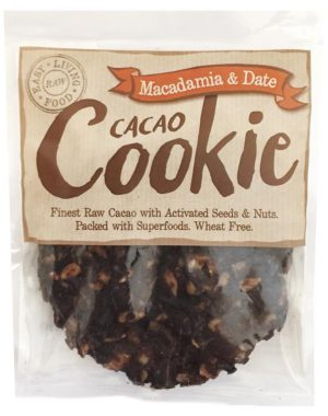 cacao cookie-macadamia and date