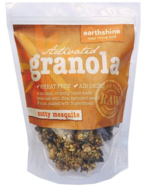 activated granola-nutty mesquite