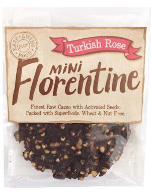 cacao florentine-turkish rose