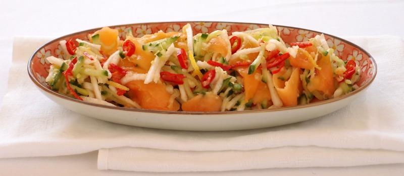 Thai Som Thum Salad